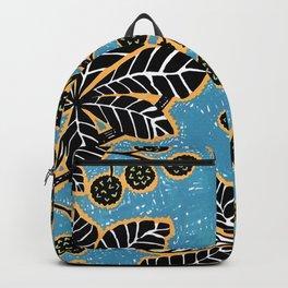 Chestnut Leaves Backpack