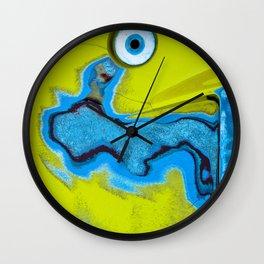 Body Work Wall Clock