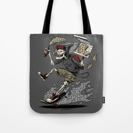 PARTY UNTIL DEATH Tote Bag