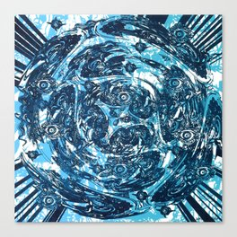 Hydro Canvas Print