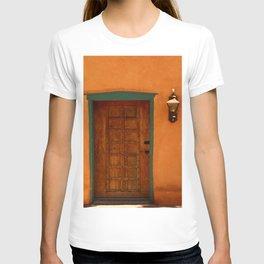 A Santa Fe  Door T-shirt