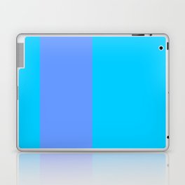 Horizon + Neo Blue Laptop & iPad Skin