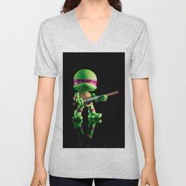 TMNT-Donatello Unisex V-Neck