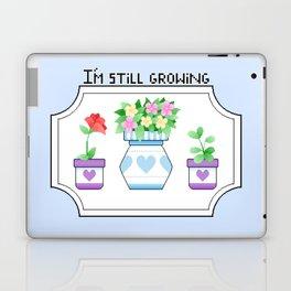 I'm Still Growing Laptop & iPad Skin