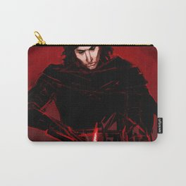 Kylo Ren in Red Carry-All Pouch