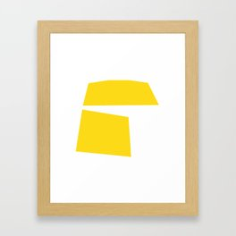 Y (original - after the sale will be removed) Framed Art Print