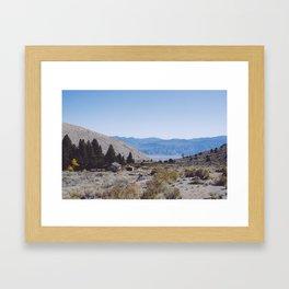 Inyo County Framed Art Print