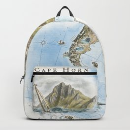 Cape Horn - Exploration AD 1616 Backpack