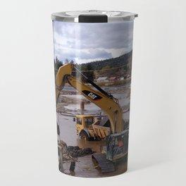 River Work Travel Mug