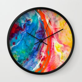 Emotive Dream Wall Clock
