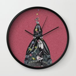 The Acrobat Wall Clock