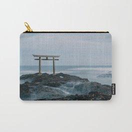 Ocean Shrine Carry-All Pouch
