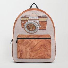 WOOD CAN0N Backpack