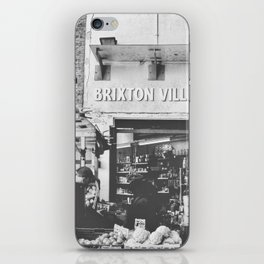 Brixton Village Market Entrance iPhone Skin