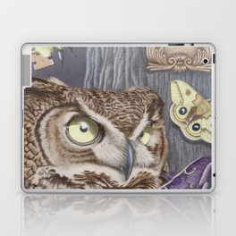 Keepers of Forbidden Knowledge Laptop & iPad Skin