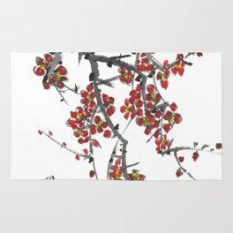 Cherry Blossom Two Rug