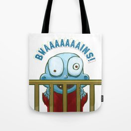 Nobody puts Baby Zombie in a corner! Tote Bag
