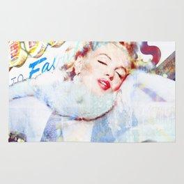Marilyn in Las Vegas Rug