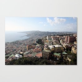Napoli Canvas Print