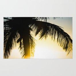 Palm Beach Gold Rug