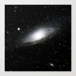 star bw Canvas Print