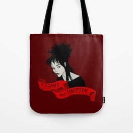 Strange and Unusual Tote Bag