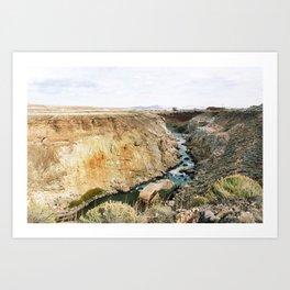 Cody, Wyoming Art Print