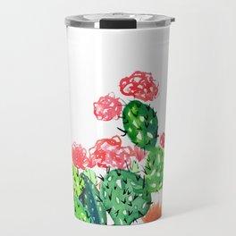 A Prickly Bunch 4 Travel Mug