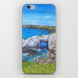 Gromllech Rock Arch iPhone Skin