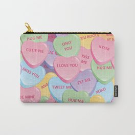 Valentine's candies Carry-All Pouch