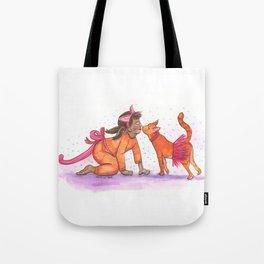 Copy Cats Tote Bag