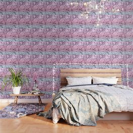 Unicorn Girls Glitter #7 #shiny #pastel #decor #art #society6 Wallpaper