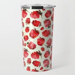 Raspberry vibes Travel Mug