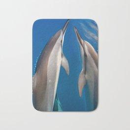 Dolphin Bubbles Bath Mat