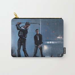 Tyler Durden and the Narrator - Golfing Buddies - Fight Carry-All Pouch