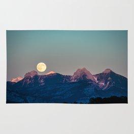 The Rising Moon Rug