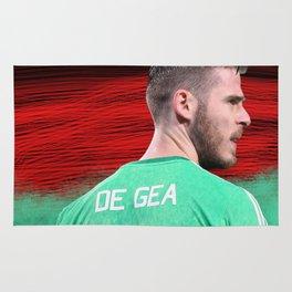 David De Gea Rug
