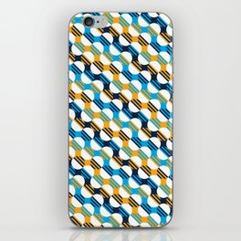 People's Flag of Milwaukee Mod Pattern iPhone Skin