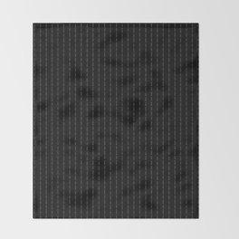 Fuck You - Pin Stripe - conor mcgregor Throw Blanket