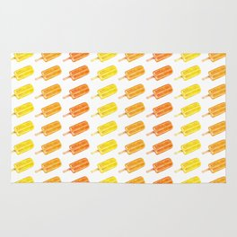 Colorful Popsicles - Summer Pattern Rug