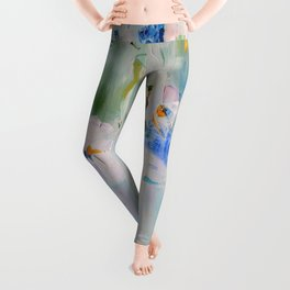 Field flowers Leggings