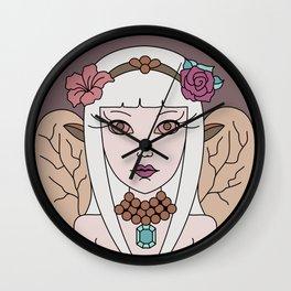 Day Fairy Wall Clock