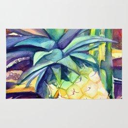 Kauai Pineapple 4 Rug