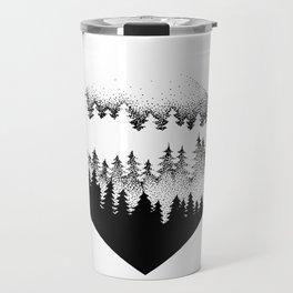 Foggy Tress Travel Mug