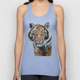 Tiger, Tiger Unisex Tank Top