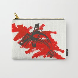 Jumping Orca Carry-All Pouch