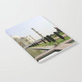 Taj Mahal Notebook