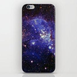 Shining stars iPhone Skin