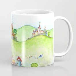 The hills Coffee Mug