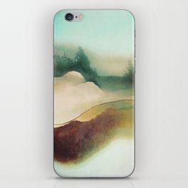 Forest Haze iPhone Skin